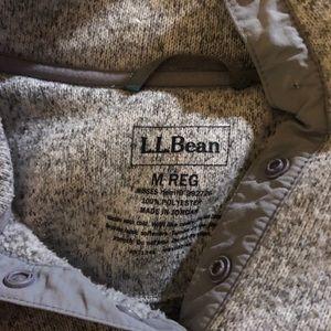 LL Bean Knit Pullover